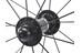 Shimano WH-R501 wiel 8/9/10-speed grijs/zwart